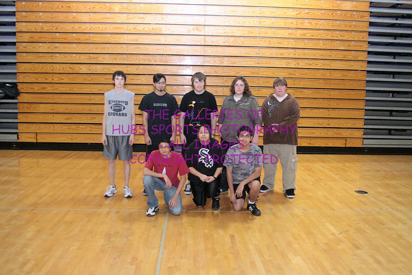 2011 RTHS DODGEBALL - OPENING NIGHT PLUS TEAM PICTURES