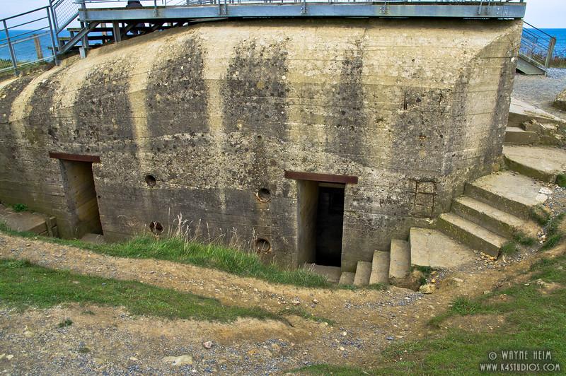 German Bunker 32   Photography by Wayne Heim