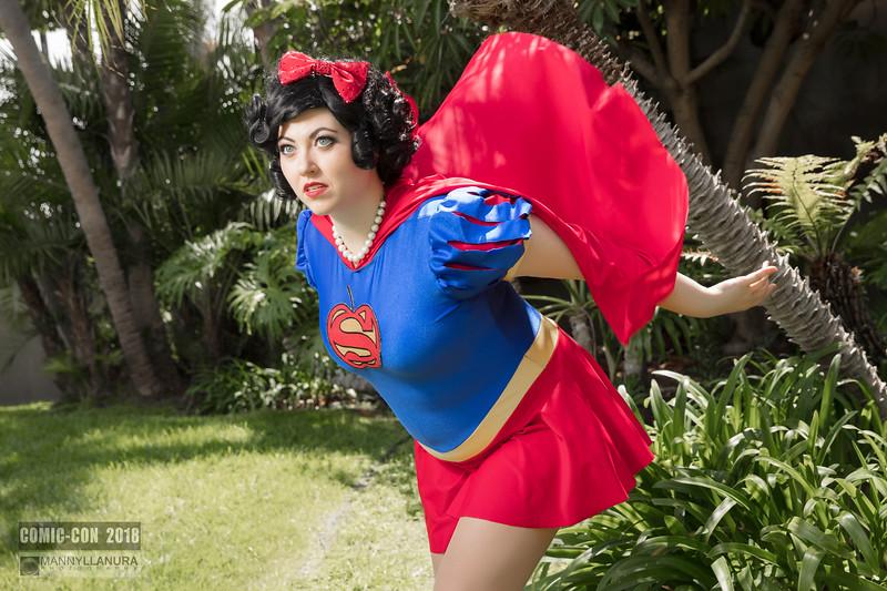 Supergirl by Bernadette Bentley