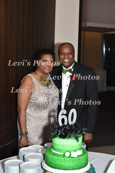 Maggie & Elbert Green 60th Birthday Party