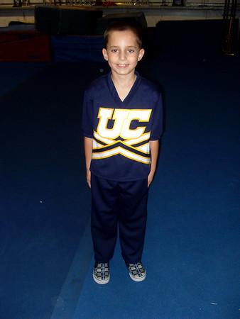 Kids cheer uniforms