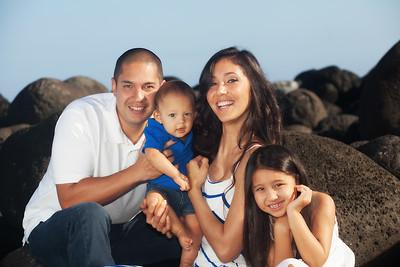 Pola Paul Family