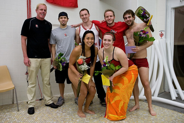 Swimming Group January 23, 2010