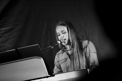 Martine Håland, Blest 2014