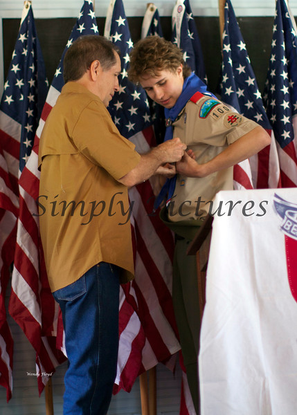 Eagle Scout Ceremony for Weston047
