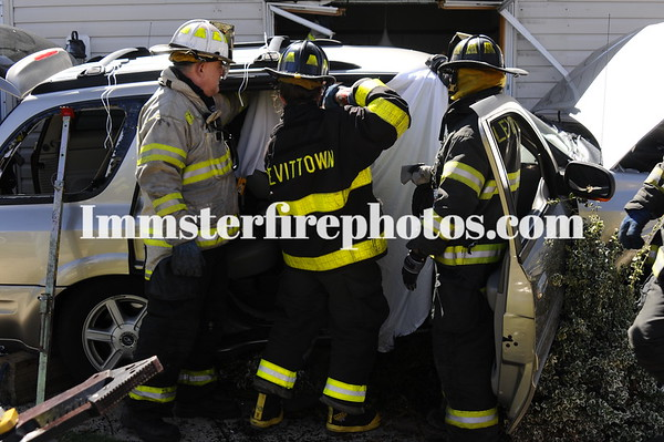 Levittown FD Orchid Road 4-5-09