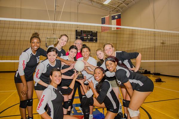 2012 HCSC Volleyball Tournament