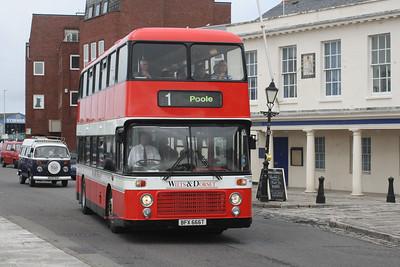 4413, BFX666T, Go-South Coast, Poole Quay