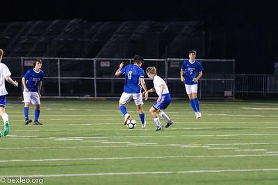Varsity Boys Soccer vs Chilicothe
