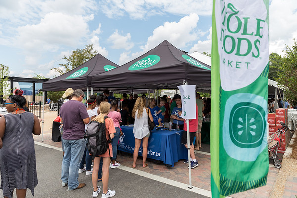 Whole Foods Chamblee Block Party