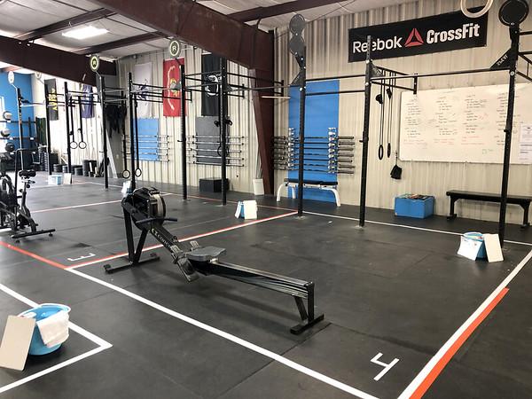 Bell City CrossFitt 2 6-16-20