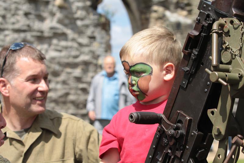 British Legion's 90th anniversary day