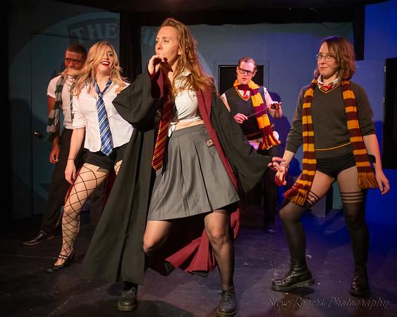 Consensual Hex: Holiday at Hogwarts Edition 12/21/2019