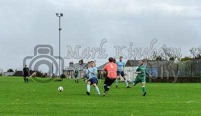 Chirnside Utd v Gala Hotspur