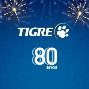 Tigre 80 Anos