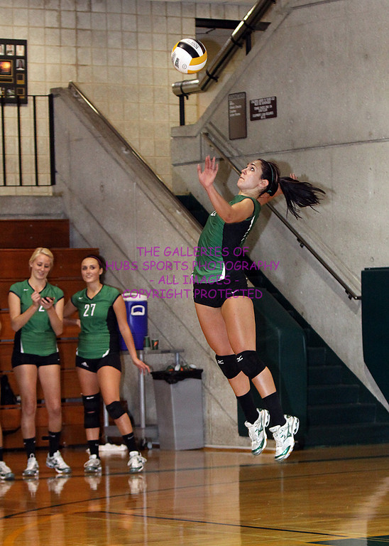 2010 KISHWAUKEE COLEGE VOLLEYBALL vs BLACKHAWK COLLEGE