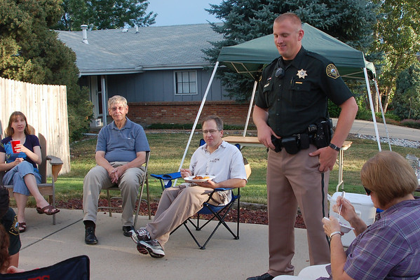 West Lake Drive National Night Out