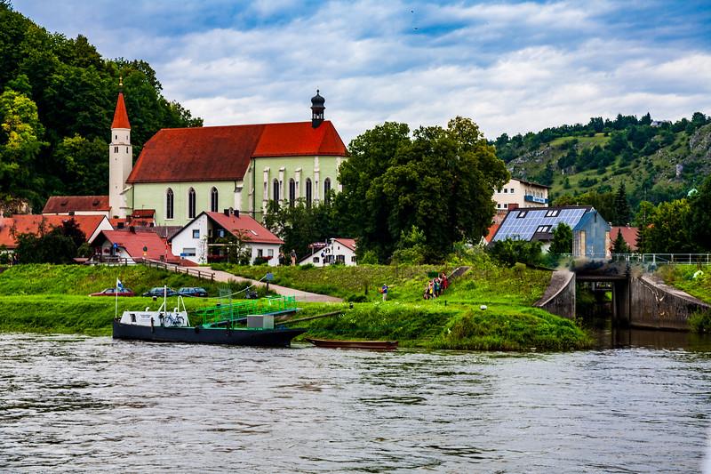 Kloster Weltenburg & Regensburg