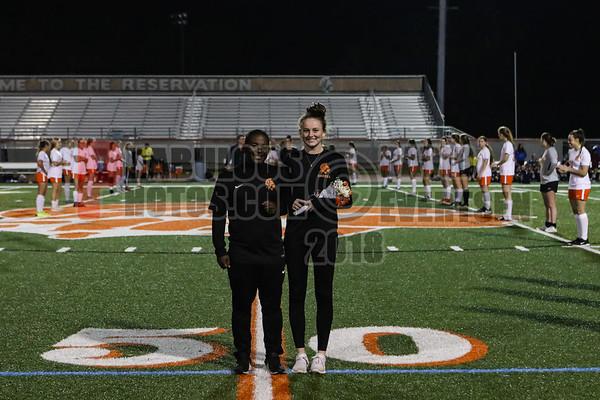 Girls Varsity Soccer - 2019