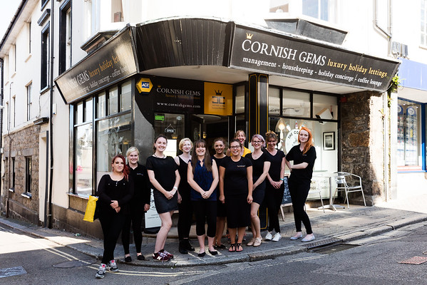 Cornish Gems TEAM