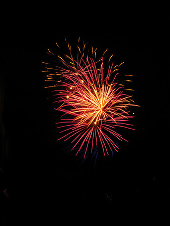 Wintergreen fireworks 2011