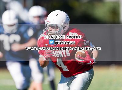 10/10/2016 - Freshman Football - Catholic Memorial vs St. John's Prep
