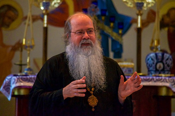 Lenten Retreat with Metropolitan Tikhon