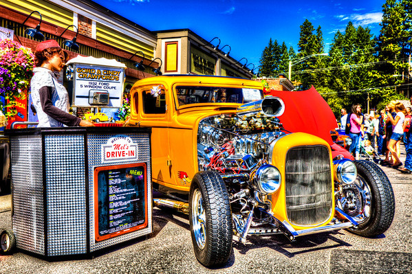1932 Ford 5 Window Coupe - Gord & Cindy Crawford
