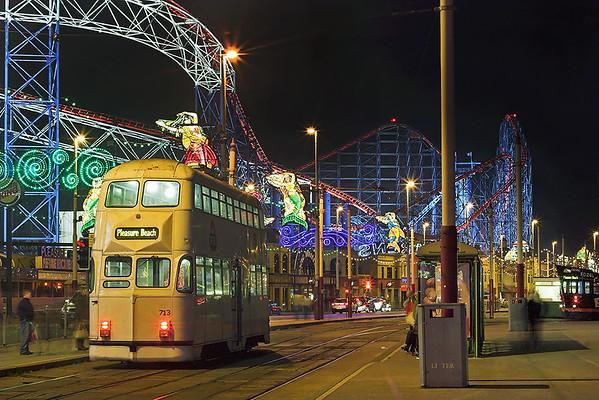 1st November 2007: Blackpool