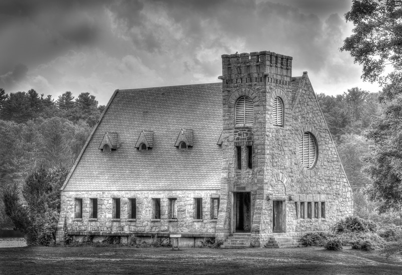 Old Stone Church - Boylston MA