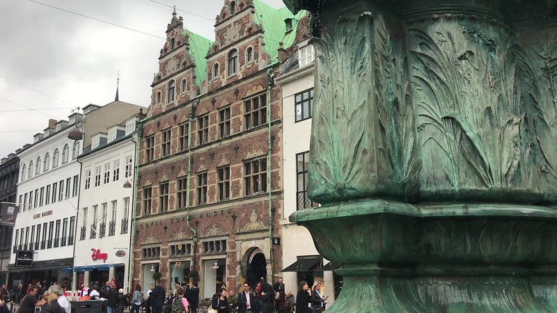 VIDEO-Old Town Copenhagen sights