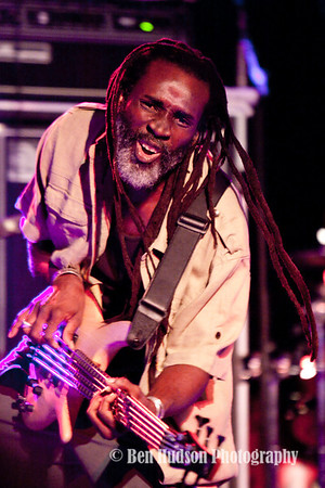 Bushman, Midnite, The Abyssinians