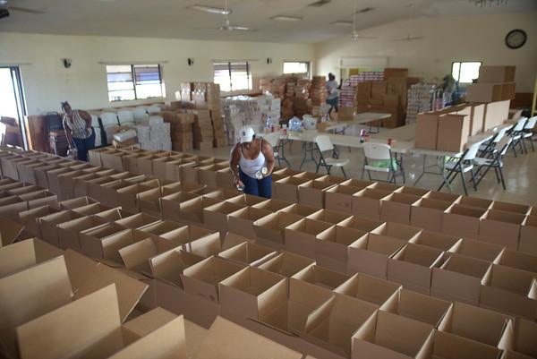 Team Cooper Exuma Food Bank