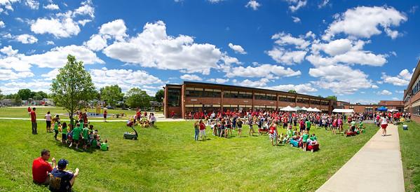 East Lake Field Day