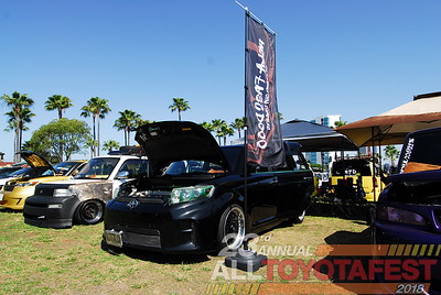 23rd ALL TOYOTAFEST Gallery