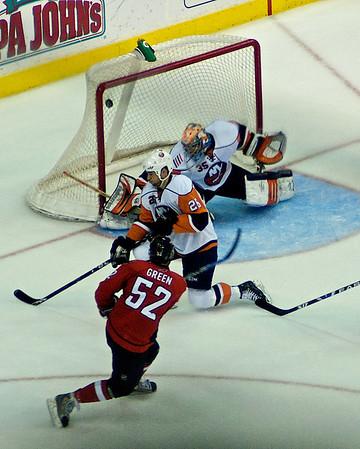 Caps vs Islanders (5/3) (April 1, 2009)