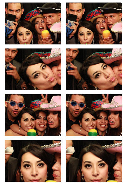 Daisy and Ubaldo's Wedding Photobooth