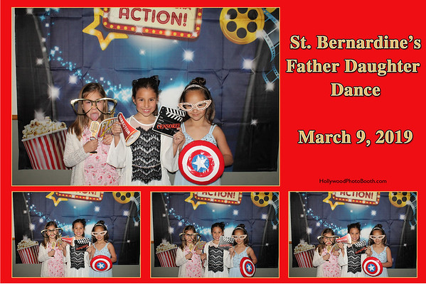 St B Father Daughter Dance - 3/9/2019