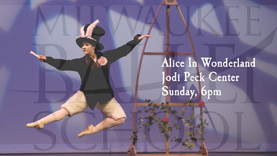 Alice - Sunday 6pm JPC
