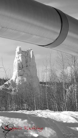 Alaska Pipeline Alyeska