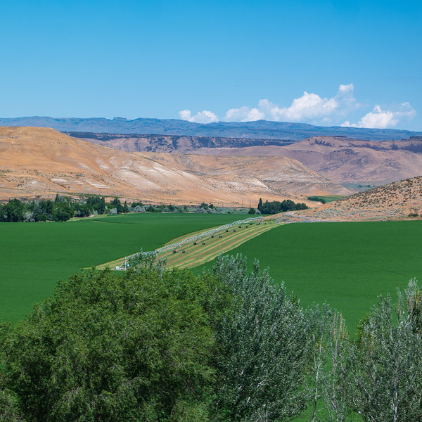 Idaho Hay Irrigation & Farming