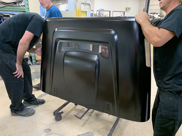 AEV Heat Reduction Hood