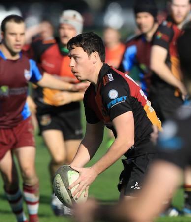 U85kg Div 1 semi-final: Avalon (22) v Upper Hutt Rams (21)