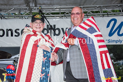 Central PA 4th Fest – Quilts of Valor – July 4, 2017