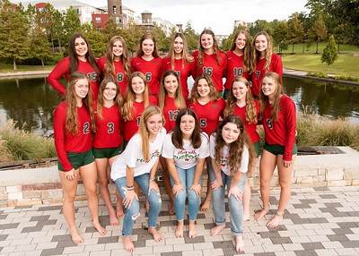 TWHS Volleyball 20/21