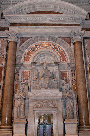 Vatican City_St Peters Basilica