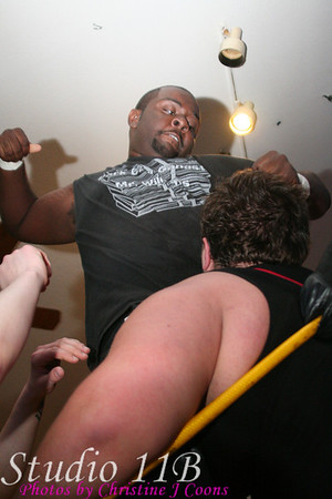 CTWE 081025 - Anthony Battle vs Mr. Williams