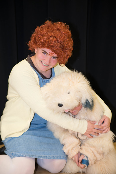 """""""Annie"""" by Madrone Players"""