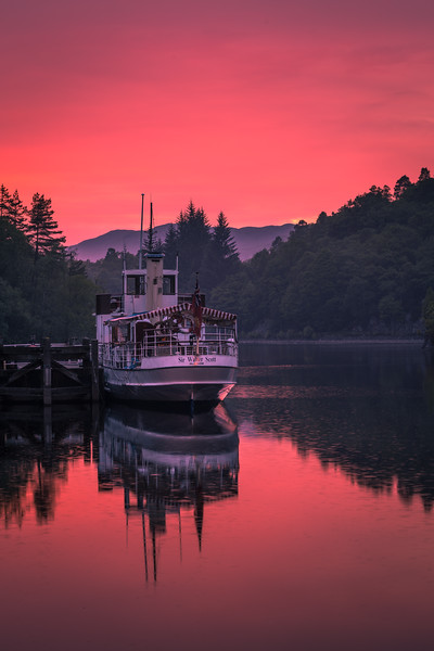 Red Loch Katrine 2