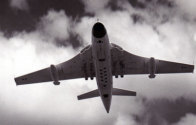 The Vickers Valiant, first of the V Bombers